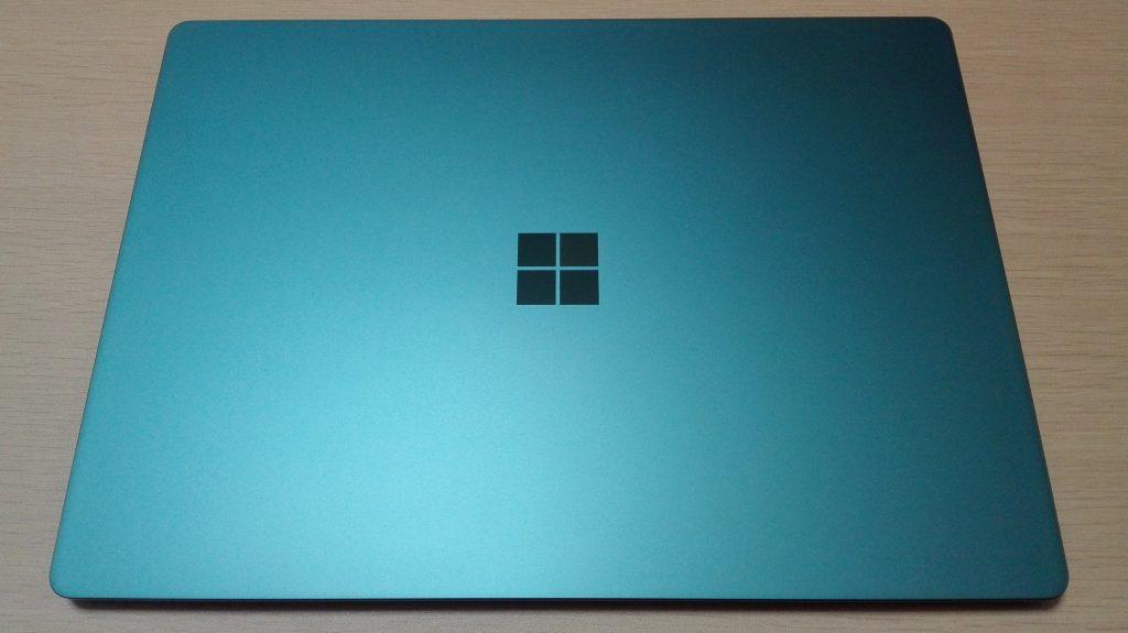 Surface Laptop コバルトブルー本体