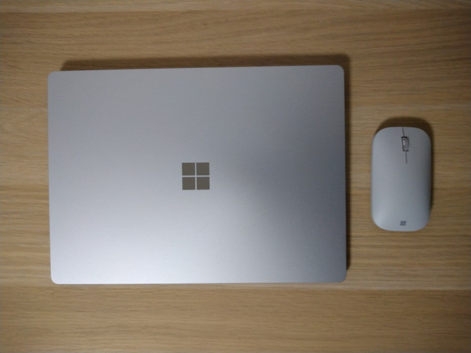 Surface モバイルマウス買ってしまった!